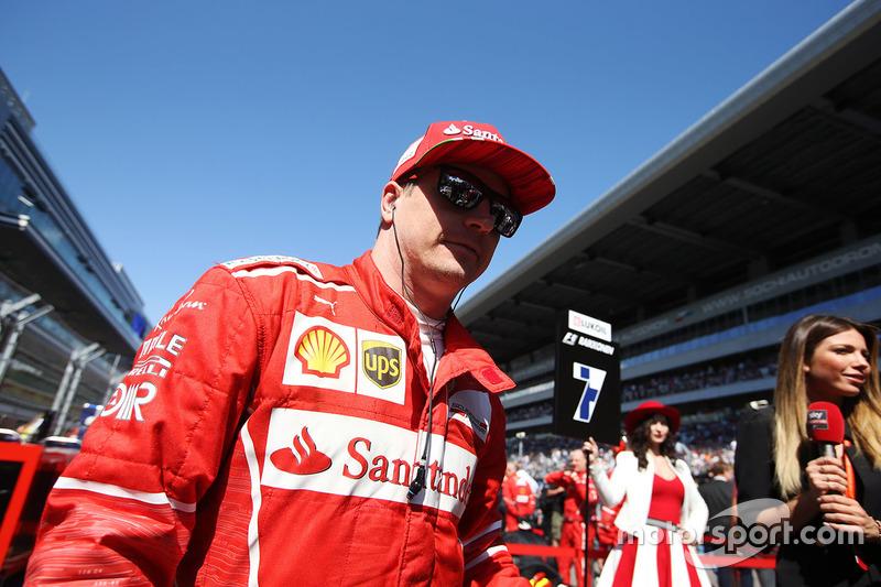 Kimi Raikkonen: 256 provas, 20 vitórias, 85 pódios e 16 poles. Campeão de 2007, ocupa a quarta posição no atual campeonato.