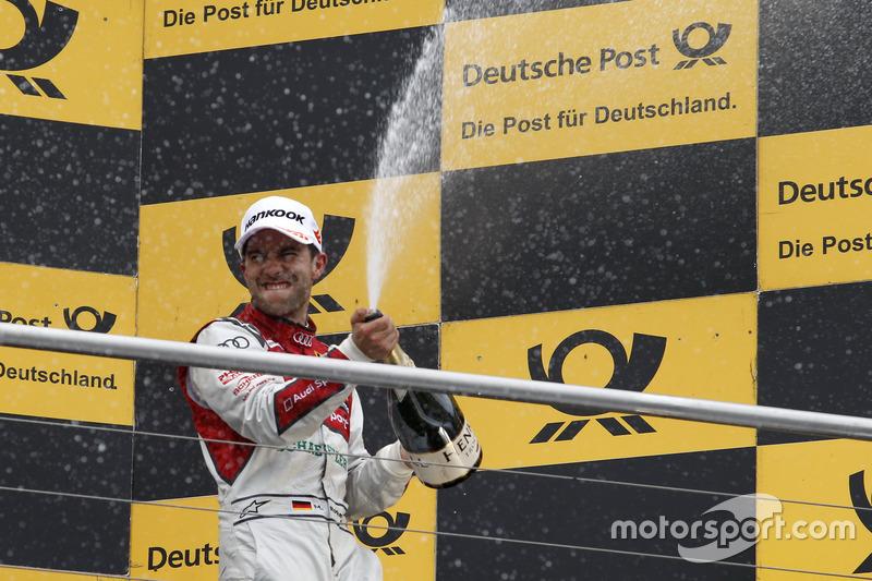 Gewinner: Mike Rockenfeller (Audi)