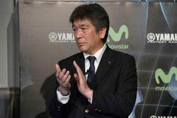 Kouichi Tsuji, directeur général de la division développement sport mécanique, Yamaha Motors