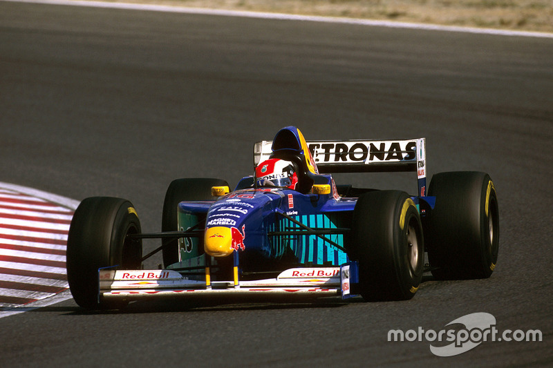 #16: Johnny Herbert, Sauber, C16