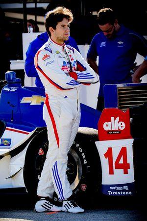 Carlos Munoz, A.J. Foyt Racing, Chevrolet