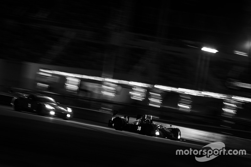№38 Performance Tech Motorsports Oreca FLM09: Джеймс Френч, Кайл Массон, Патрисио О'Уорд, Ник Булле