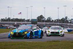 #15 3GT Racing Lexus RCF GT3: Dominik Farnbacher, Robert Alon, Jack Hawksworth, Austin Cindric