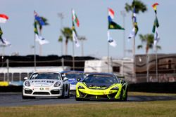 #7 Automatic Racing/VOLT Racing, McLaren GT4: Alan Brynjolfsson, Chris Hall