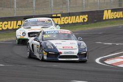 #40 Brookspeed, Porsche Cayman GT4 Clubsport: Aaron Mason, David Drinkwater