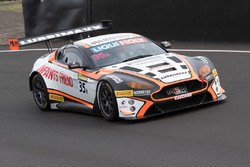 #35 Miedecke Stone Motorsport, Aston Martin V12 Vantage: George Miedecke, Ashley Walsh, Tony Bates