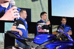 Lucas Mahias, Federico Caricasulo, Yamaha Racing