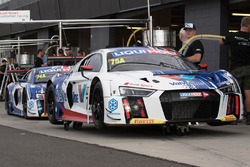 #75 Jamec Pem Racing Audi R8 LMS, #74 Jamec Pem Racing Audi R8 LMS,