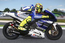 Valentino Rossi, Yamaha YZR-M1 2013