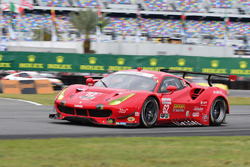 №62 Risi Competizione Ferrari 488 GTE: Тони Виландер, Джанкарло Физикелла, Джеймс Каладо