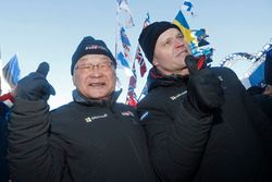Tommi Makinen, Koei Saga, Toyota Racing