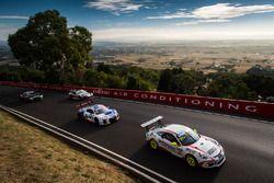 #21 Steve Richards Motorsport, Porsche GT3 Cup: Dean Grant, Dylan Okeeffe, Xavier West