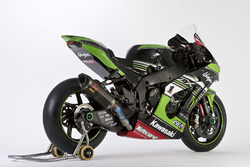 Bike von Jonathan Rea, Kawasaki Racing, Ninja ZX-10RR