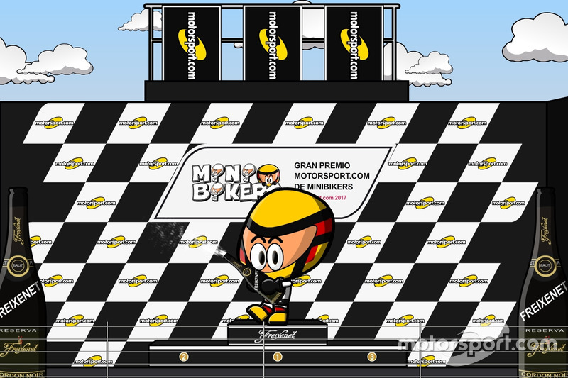 Los MiniBikers se unen a Motorsport.com