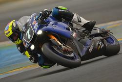 #7 Yamaha: Marvin Fritz