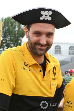 Pirat bei Renault