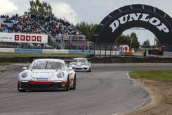 Mads Ostberg, Porsche GT3 Cup