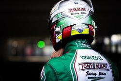 David Vidales, Tony Kart