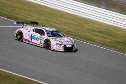 #25 BWT Mücke Motorsport, Audi R8 LMS: Mike David Ortmann, Frank Stippler