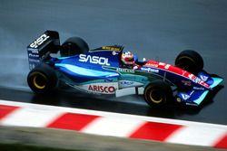 Rubens Barrichello, Jordan