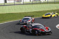 Ferrari 488-S.GT3 #70, Easy Race: Niccolo Schiro