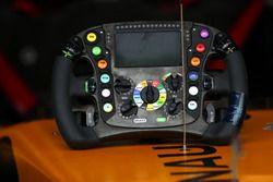 Volante del Renault Sport F1 Team RS17