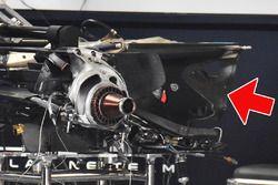 Red Bull Racing RB13 detay