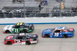 Austin Dillon, Richard Childress Racing Chevrolet Blake Koch, Kaulig Racing Chevrolet Matt Tifft, Jo