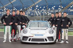 Alessio Rovera e Riccardo Pera al Porsche International Shoot Out