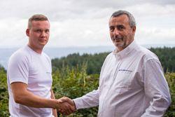 Jari Huttunen y Alain Penasse, Hyundai Motorsport