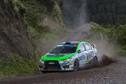Сергей Ременник и Марк Розин, Mitsubishi Lancer Evo X