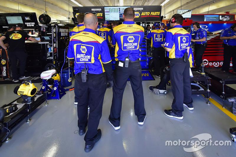 Boxencrew von Chase Elliott, Hendrick Motorsports