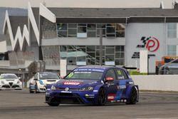 Gianni Morbidelli, West Coast Racing, Volkswagen Golf GTi TCR