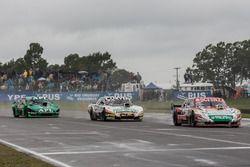 Matias Jalaf, Indecar CAR Racing Torino, Juan Marcos Angelini, UR Racing Dodge, Juan Jose Ebarlin, D