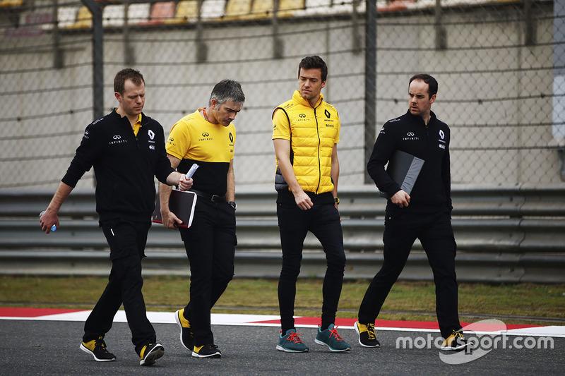 Jolyon Palmer, Renault Sport F1 Team Sport F1