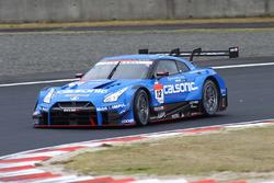 #12 カルソニック IMPUL GT-R:安田裕信, ヤン・マーデンボロー