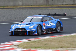 #12 IMPUL GT-R:Hironobu Yasuda, Jann Mardenborough