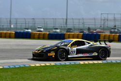 #277 Ferrari of Palm Beach Ferrari 458 Challenge: Matt Brown