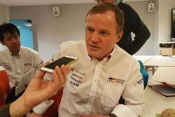 Tommi Makinen, team principal Toyota Racing