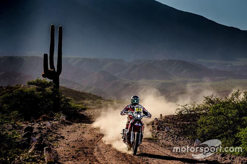 Хоан Барреда, Monster Energy Honda Team
