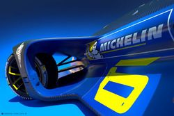 Partnership tra Roborace e Michelin