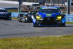 #14 3GT Racing, Lexus RCF GT3: Scott Pruett, Ian James, Gustavo Menezes