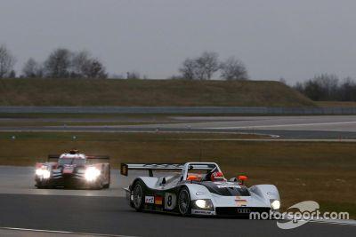 Audi Sport LMP1 despedida