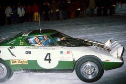 Björn Waldegaard, Hans Thorszelius, Lancia Stratos