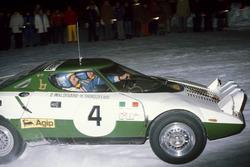 Bjorn Waldegaard, Hans Thorszelius, Lancia Stratos