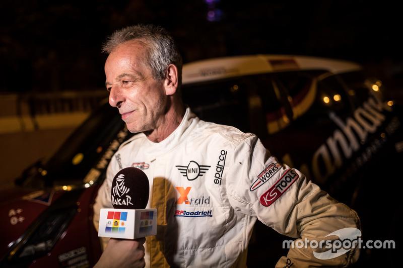 Stephan Schott, X-Raid Team