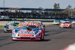 Camilo Echevarria, Alifraco Sport Chevrolet, Pedro Gentile, JP Carrera Chevrolet, Mariano Werner, Werner Competicion Ford