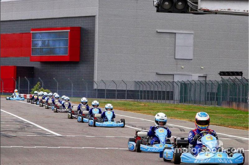 Circuito De Fernando Alonso : Circuito y museo fernando alonso karting campus at karting campus