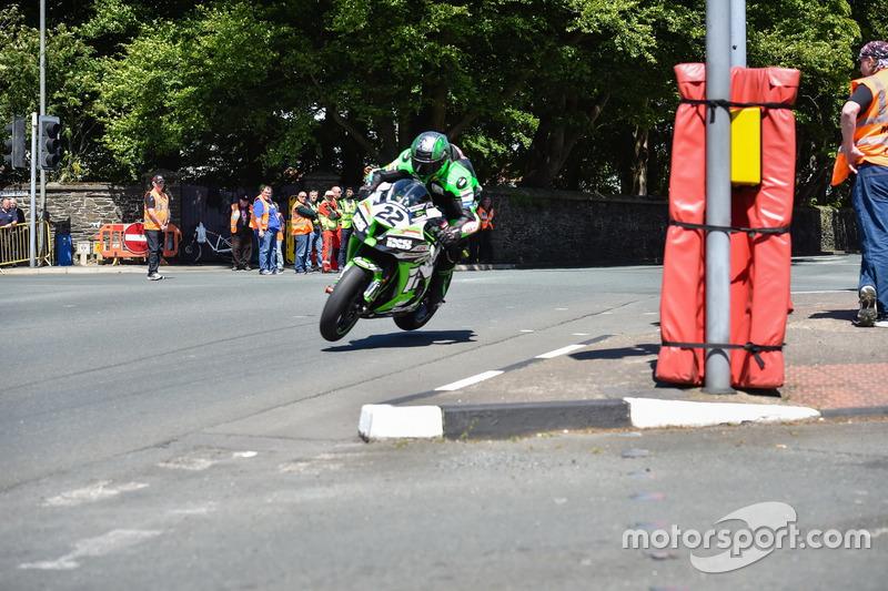 Superbike TT: 11. Platz - Horst Saiger, iXS