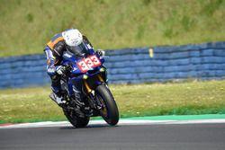 #333 Yamaha Viltais Experience, Yamaha R1: Axel Maurin, Bastien Mackels, Florian Alt